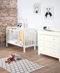 Mia Vista 2 Piece Furniture Set With Compact Cot \u0026 Dresser - Ivory | Mamas  Papas IE