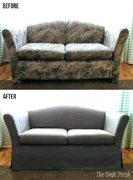 armless couch slipcovers sofa slipcover awesome couch makeover with a custom slip cover that furniture for armless couch slipcovers