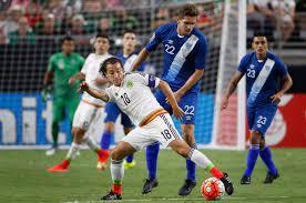 Mexico Vs. Guatemala 2015 Gold Cup ...