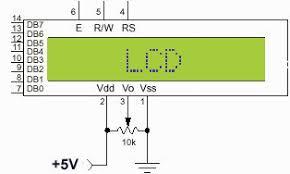 Lcd Liquid Crystal Display Tutorial Including Lcd