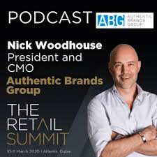 Nick Woodhouse - The Retail Summit 2021 - Uniting Global Retail Leaders