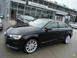Brilliant Black / Audi A3 2.0 Premium Plus Quattro