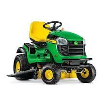 24 hp v twin els gas hydrostatic lawn tractor