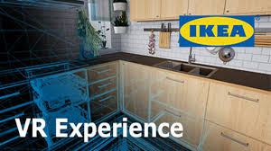 Ikea Vr Experience A Way To Experience A Kitchen In Your Own Home
