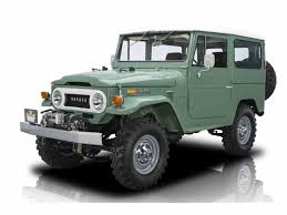 1973 Toyota Land Cruiser for Sale on ClassicCars.com