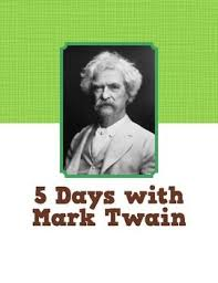 best tom sawyer images mark twain school and 5 days mark twain warm up activities and 5 biographical texts about twain s