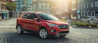 How Much Can You Tow With A 2019 Ford Escape Mike Murphy Ford