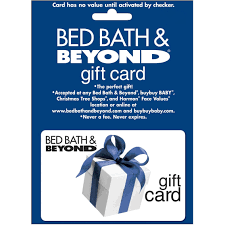 Bed Bath And Beyond Store Card
