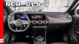 We are interested in the evolution of cars, and show their future. 2020 Mercedes Gla Interior Cabin Youtube