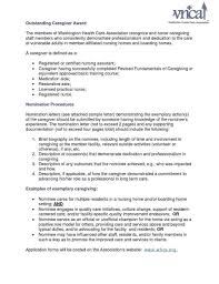 Sample Resume For Caregiver Sample Resume For Caregiver For An Elderly Write Happy Ending 19