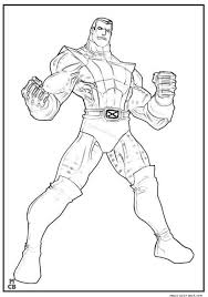 x men free printable coloring pages 02