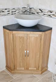 small bathroom furniture cabinets. Corner Bathroom Vanity For Your Small Design Ideas: Sink Vessel Furniture Cabinets B
