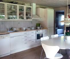 kitchens with white appliances and white cabinets. Small Kitchen Rustic-kitchen Kitchens With White Appliances And Cabinets