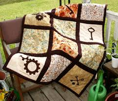 Erika's Chiquis: Steampunk Quilts & Steampunk Quilts Adamdwight.com