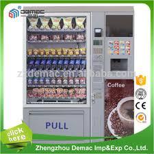 Coffee Vending Machine Business Inspiration High Capacity Business Stick Vending Machine Snack Vending Machine