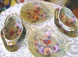 Spode China Patterns Gorgeous Antique China Spode TumbledownDick Pattern Tea Set
