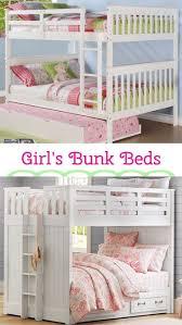 Best 25+ Girls bunk beds ideas on Pinterest   Bunk beds for girls ...