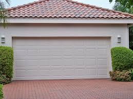 aluminum garage door type matrial