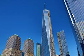 The world's most expensive building is the One World Trade Centre in New  York which cost