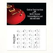 Guitar Lesson Gift Certificate Template Guitar Templates Free Lesquare Co