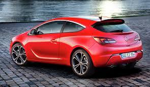 Riwal888 - Blog: New Opel Astra J range: More Variety, Engines and ...