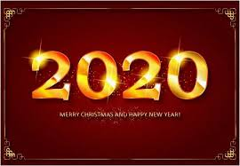 Happy New Year 2020 Wallpaper Free Download You Can Modify