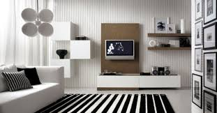 Monochrome Living Room Decorating Black And White Living Room Decobizz Black White Beige Living Room