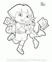 25 Ontwerp Nick Jr Dora Kleurplaat Mandala Kleurplaat Voor Kinderen
