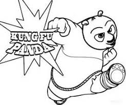 Small Picture Kung Fu Panda 3 Coloring Pages isrs2011