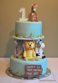9 1st Year Birthday Cakes For Boys Photo Boys First Birthday Cakes