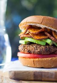 easy vegan black bean burgers 7206