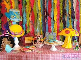 Alice In Wonderland Decoration Chloes Celebrations Alice In Wonderland Baby Shower Celebrate