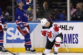 Game Preview 7 The New Jersey Devils Versus The New York