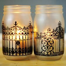 How To Decorate Candle Jars Best Halloween Mason Jars Products On Wanelo 59