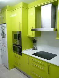 Cocinas Blancas Y Verdes