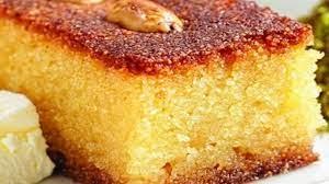 Şambali Tarifi - Şerbetli Tatlılar - Saniye Anne Yemekleri   Yemek Tarifi  
