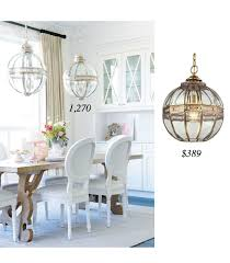 Superb Look For Less: Victorian Hotel Pendant