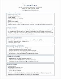 Downloadable Lesson Plan Template Awesome Recent College Graduate ...