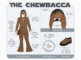 diy chewbacca costume girl clublilobal com