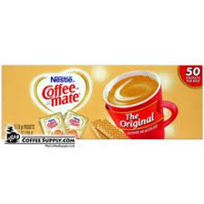 Coffee mate powdered creamer 11 oz, original (pack of 3). Buy Coffee Mate Non Dairy Creamer Packs For Coffee Packets 50 Ct Box