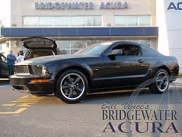 Pre-Owned 2008 Ford Mustang GT Bullitt Coupe in Bridgewater ...