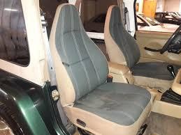 2000 jeep wrangler seat covers 2000 used jeep wrangler 4x4 sahara 4 0l at contact us