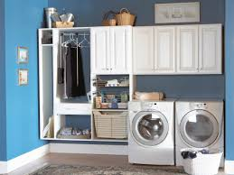 Rx Press Kits Wellborn Cabinets Laundry Room Wash Dry S Rend Hgtvcom ...