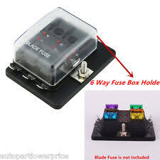 alfa romeo gtv fuses fuse boxes dc 12v 6 way blade fuse box holder circuit terminals fuse box led warning light fits alfa romeo gtv