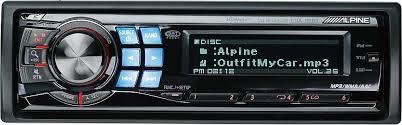 alpine cda 9885 cd receiver at crutchfield canada alpine cda-9883 clock set at Alpine Cda 9883 Wiring Diagram