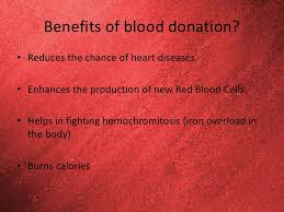 donate blood save life  8 benefits of blood donation
