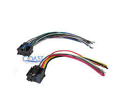 stereo wiring harness chevy car stereo wiring harness to factory radio for 2005 2010 chevy pontiac saturn fits