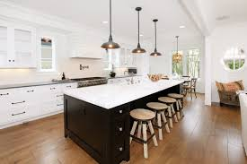 view in gallery two tone kitchen cabinets black and white picture