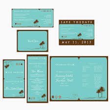 Wedding Invitations Boarding Pass Thank You Card Custom Color
