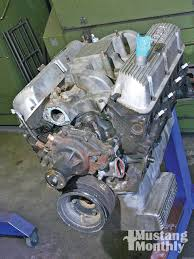 how to rebuild a hi po engine mustang monthly